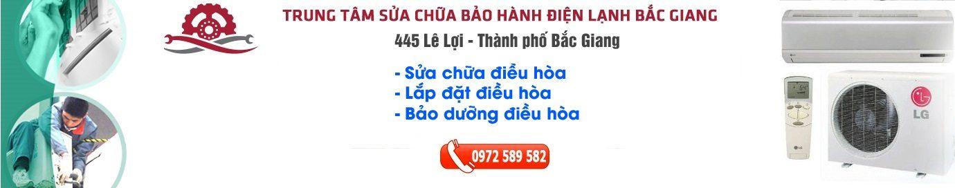Sửa điều hòa tại Bắc Giang