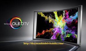 Thay màn hình tivi samsung